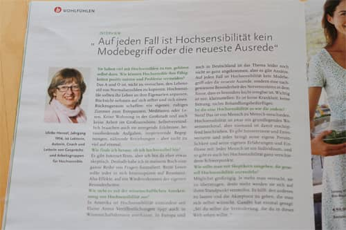 Interviewfragen an Ulrike Hensel